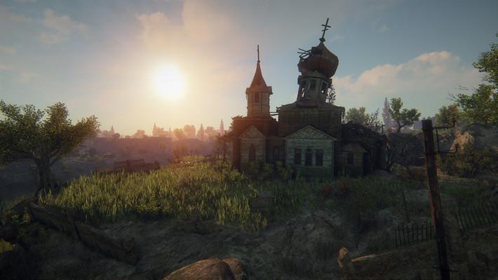 Опубликованы новые скриншоты Survarium