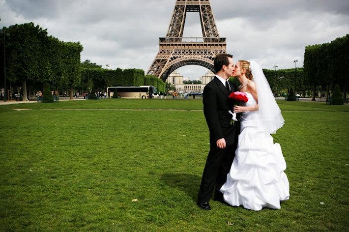 Свадьба в легендарных городах