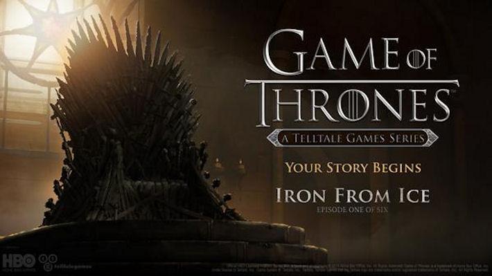 Telltale Games рассказала о Game of Thrones