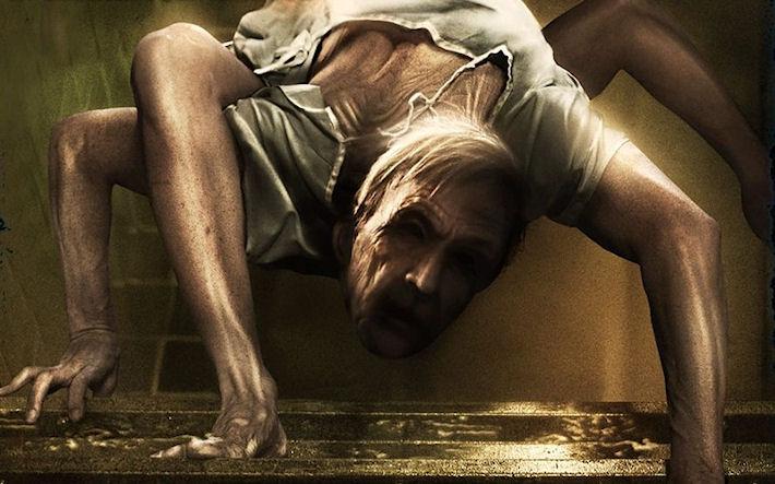 Теория заговора и любовь к фильмам ужасов