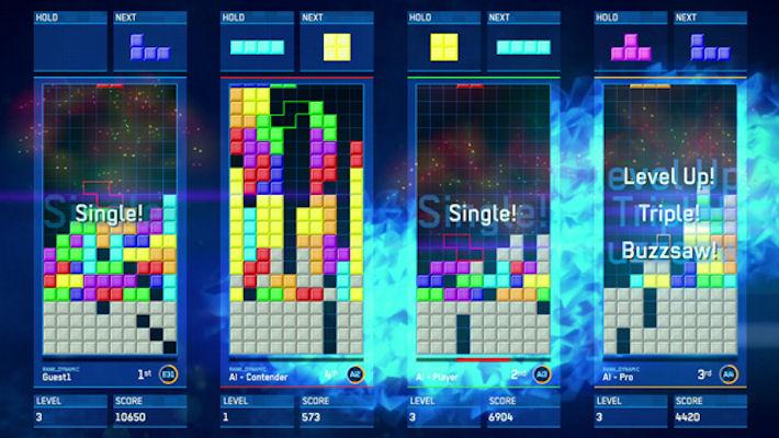 Через 2 недели состоится релиз улучшенной версии Tetris Ultimate