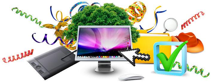 Технологии для дизайна сайтов