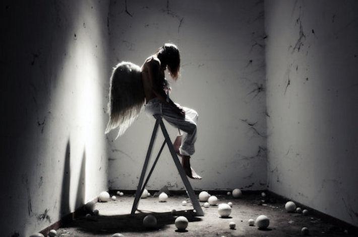 The Dark Inside Me — хоррор для совершеннолетних