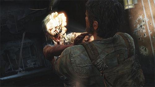 The Last of Us – спасаем девушку от Зомби