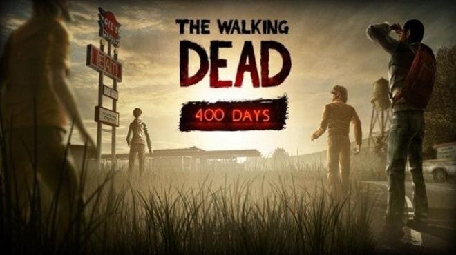 Дополнение «The Walking Dead: 400 Days» свяжет два сезона игры