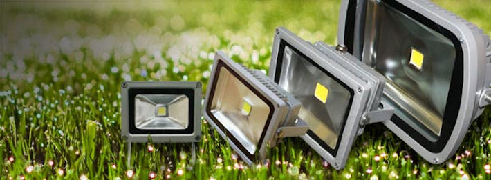 ТОП самых распространенных светодиодных прожекторов