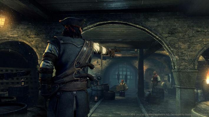TopWare Interactive не изменяет традиции переноса Raven's Cry