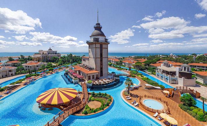 Турция – страна водопадов
