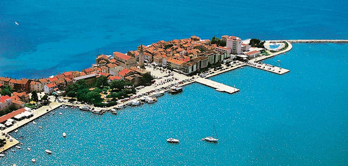 Умаг – туристическое сердце Хорватии