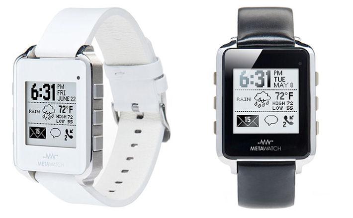 Открыты предзаказы на премиальные умные часы Meta Watch