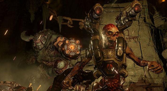 В Doom появится кооперативный режим