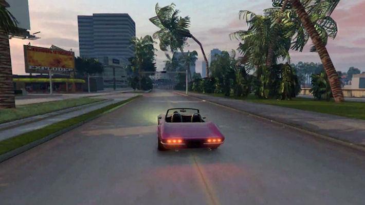 В GTA V появился город из GTA: Vice City
