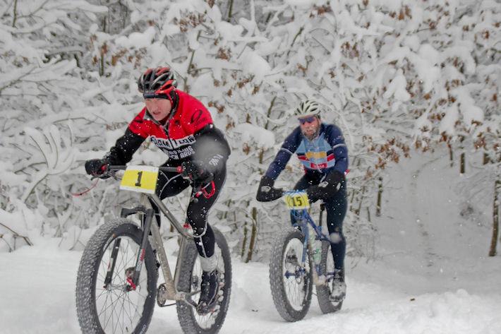 В районе Симферопольского водохранилища состоится велосипедная гонка