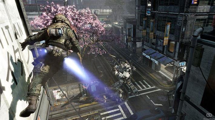 В The Vault от EA Access появилась игра Titanfall