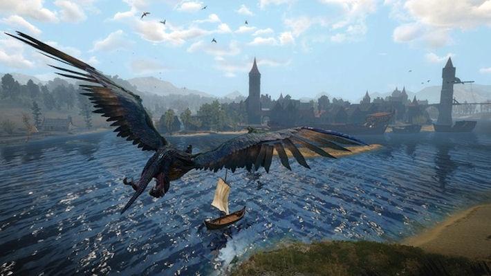 В The Witcher 3: Wild Hunt на PC появился режим бога