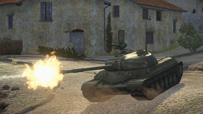 В World of Tanks появились китайские танки