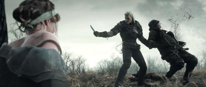 Новое видео «Ведьмак 3: Дикая охота»