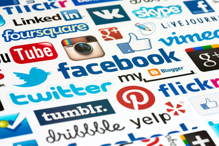 Вкратце о социальных сетях