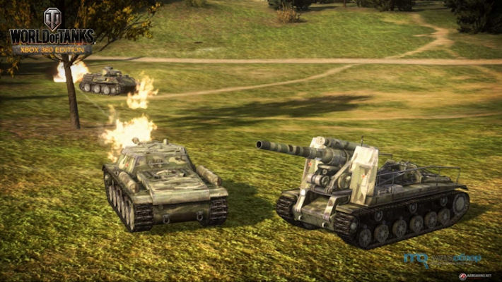 Пополнение в World of Tanks: Xbox 360 Edition