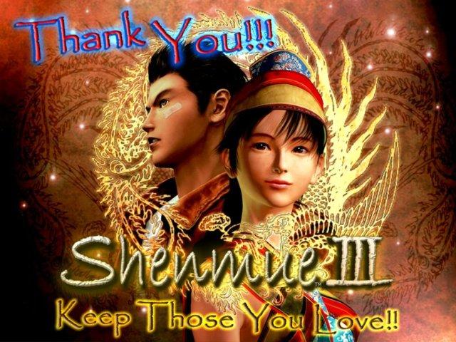 Shenmue 3 — самая успешная игра в истории Kickstarter
