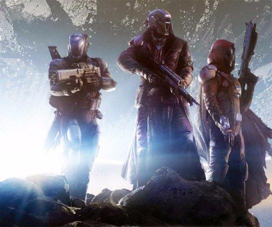 Компания Activision рассылает геймерам флешки на 32 Гб для установки Destiny