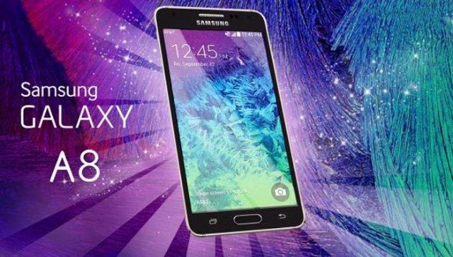 Новый Galaxy A8 будет тоньше Айфона 6