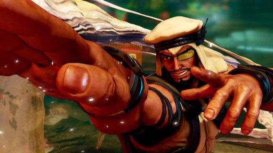 Capcom рассказала о новичках в Street Fignter V
