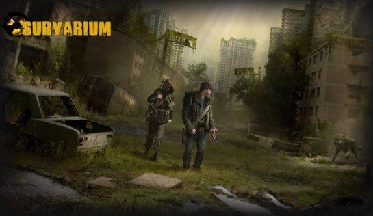 Вышло  обновление для игры Survarium