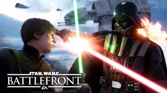 Разработчики рассказали о способностях Дарта Вейдера и Люка Скайуокера в Star Wars: Battlefront