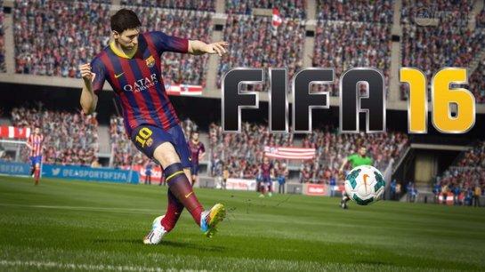 Демоверсия FIFA 16 доступна для загрузки