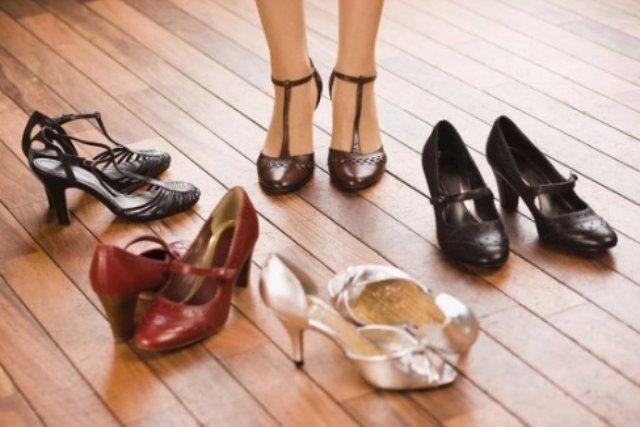 Особенности выбора хорошей обуви