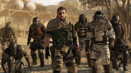 Konami начала запуск серверов для Metal Gear Online