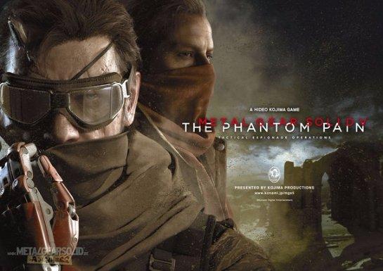 Появилась подробная информация о DLC для Metal Gear Solid V: The Phantom Pain