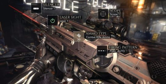 Новые подробности Deus Ex: Mankind Divided
