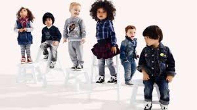 Какой должна быть одежда для детей?