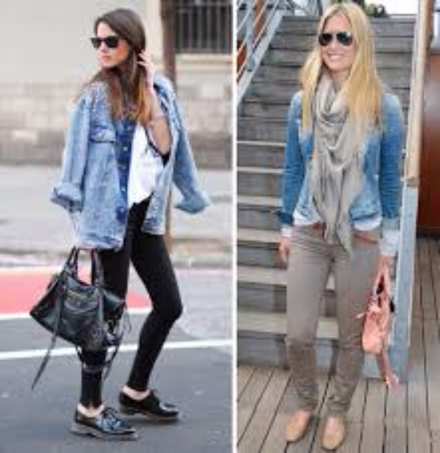 Возвращение к истокам: о джинсовой куртке