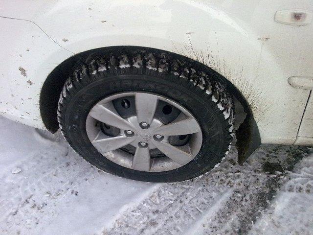 Как ездить по свежему снегу
