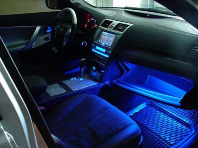 Светодиодное освещение для собственного автомобиля