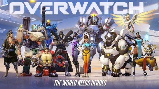 Новые бойцы в Overwatch