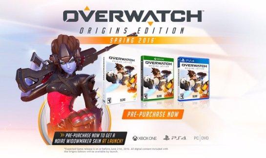 Overwatch выйдет на консоли