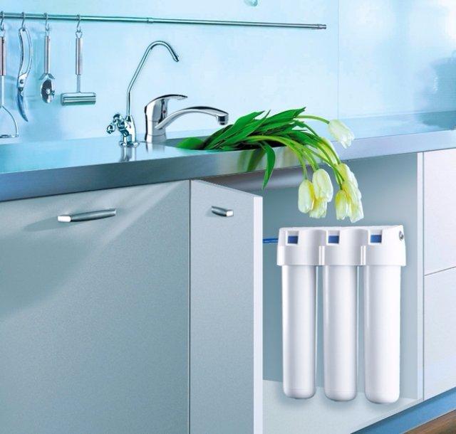Фильтры для бытовой воды
