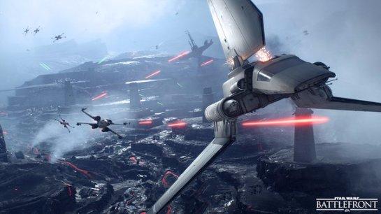 Сезонный абонемент для Star Wars: Battlefront