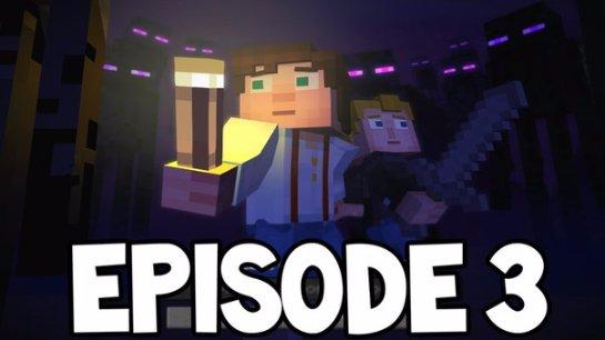 Minecraft: Story Mod- The Last Place You Look выйдет на следующей неделе