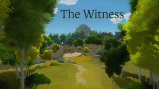 В The Witness почти не будет музыки