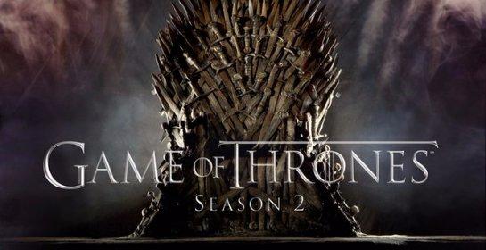 Анонсирован второй сезон Game of Thrones