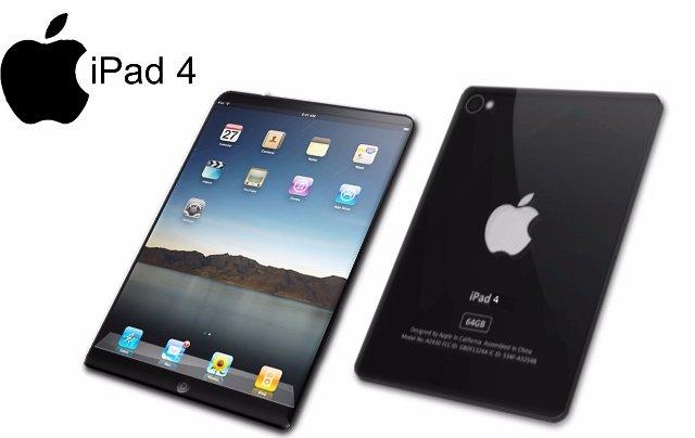 Хорош ли планшет iPad4?