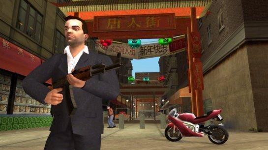 Grand Theft Auto: Liberty City Stories теперь доступна на iOS