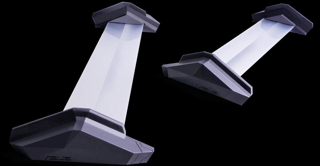 Компания Asus разработала линзы, маскирующие пространство между мониторами