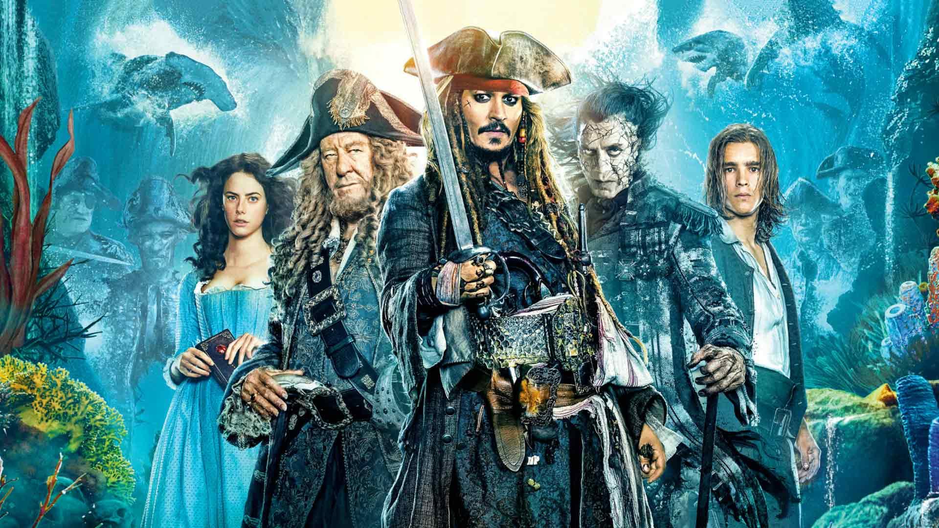 #видео | Как создавались спецэффекты для фильма «Пираты Карибского моря: Мертвецы не рассказывают сказки»