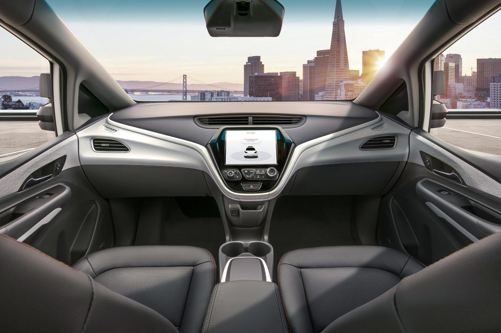 General Motors хочет выпустить автомобиль без системы ручного управления